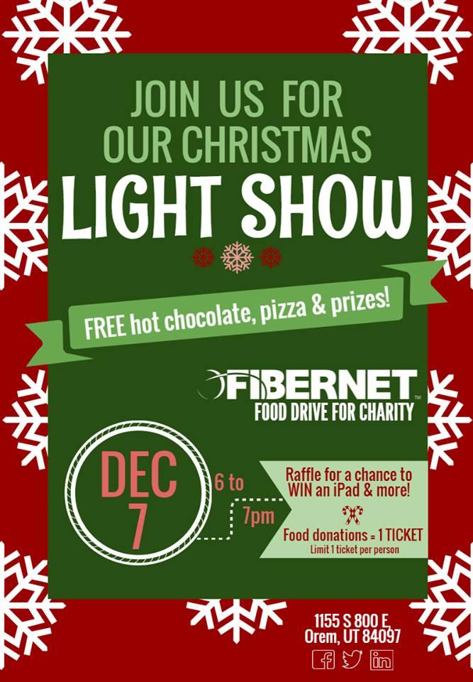 Fibernet Light Show