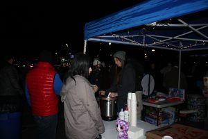 Hot Chocolate Station