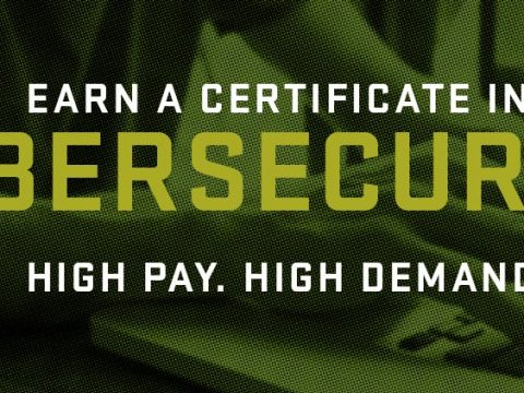 cyber security degree UVU