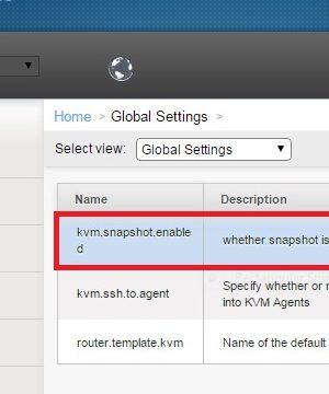 kvm-snapshot-enable