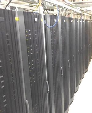 Data Center Row
