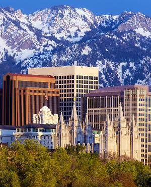 Utah Colocation Salt Lake City Metro Area